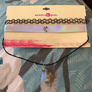 5/$20 new chokers